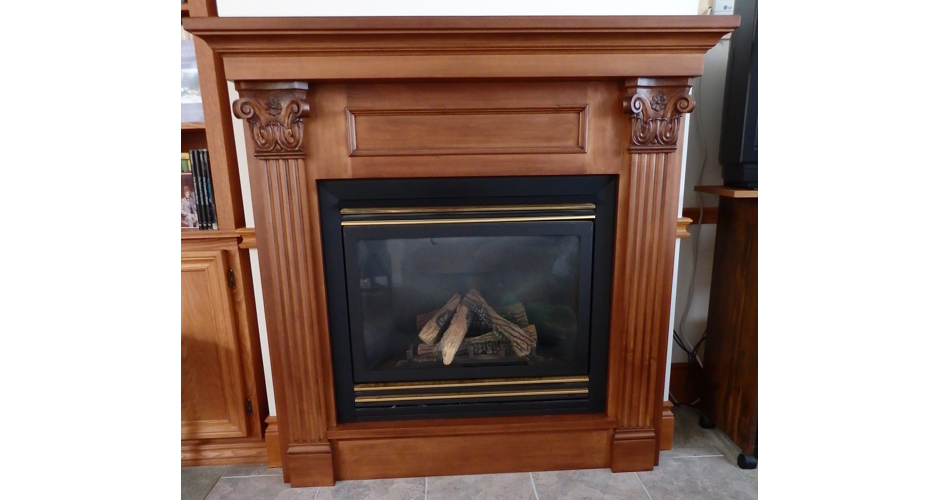 Classical Fireplace Surround