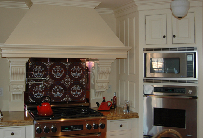 New Kitchen - Stove